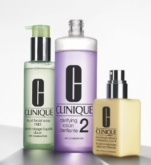 15% Off  + GWP with Any Order @ Clinique