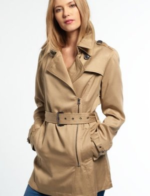 50% OffWomen Trench Coat Sale items @ Superdry