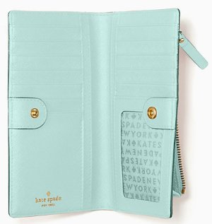 Up to $79 Select Wallets on sale @ kate spade