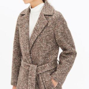 Dummy Coat - Coats - Sandro-paris.com