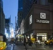 $80+New York City: 4-Star The Manhattan at Times Square Hotel
