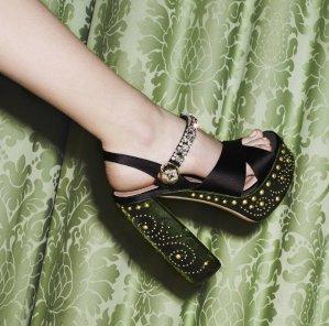 Up to $700 Gift Card Miu Miu Women's Shoes @ Saks Fifth Avenue