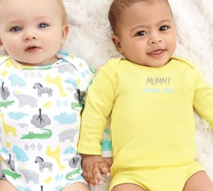 50% off Little Baby Basics + Free Shipping And  $5 and Up 1-piece Doorbusters @ Carter's