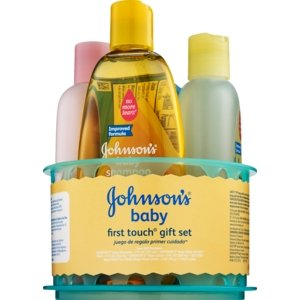 Johnson's Baby First Touch Gift Set with Shutterfly Gift Card - CVS.com