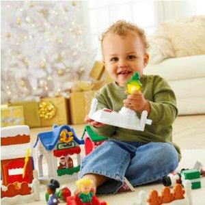 Little People® Christmas on Main Street™