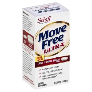 Move Free Ultra Uc-Ii Collagen and Hyaluronic Acid Joint Supplement Tablets, 30 Ct | Jet.com
