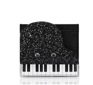 Jazz Things Up Piano Card Holder