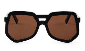 Grey Ant Clip Large Aviator Sunglasses @Neiman Marcus
