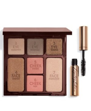 $75 Charlotte Tilbury 'Instant Beauty Palette - The Dolce Vita Look' 5-Minute Face On the Go