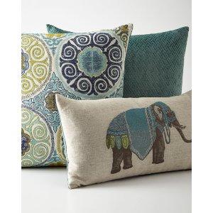 Azure Pillows