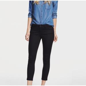 Florence Crop Jean - Hail | DL1961 Premium Denim|DL1961 Premium Denim | 4 Way Stretch | Xfit Jeans | Shop Womens & Mens Jeans, Perfect Fitting Jeans