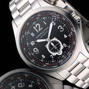 Hamilton Khaki Aviation QNE Men's Watch H76655133 (Dealmoon Exclusive)