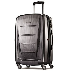 "28"" Hardside Spinner Luggage For $105 Samsonite Winfield 2 Fashion & Omni PC Hardside Spinner Sale @ JS Trunk & Co"