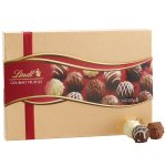 Lindt Gourmet Truffles Gift Box, 7.3 oz