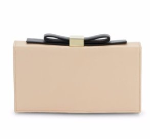 $184.99 See by Chloé Nora Leather Convertible Clutch @ Saks Off 5th