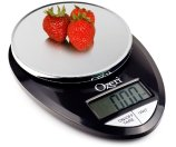 Ozeri Pro Digital Kitchen Food Scale, 1g to 12 lbs Capacity