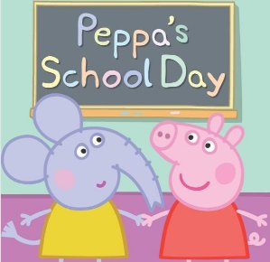 Peppa's School Day (Peppa Pig Reader)