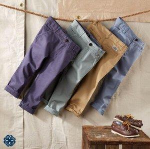 60% off + Extra 25% Off $40+Select Kids Pants @ OshKosh BGosh