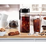 Francois et Mimi BPA-free Glass Iced Coffee Maker