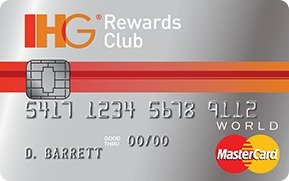 60,000 Bonus PointsIHG® Rewards Club Select Credit Card