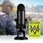 Blue Blackout Yeti + Watch Dogs 2 PC: The Ultimate Streamer Bundle