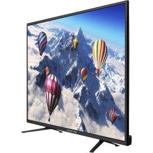 平价也能享受4K!$329.99 包邮~Sceptre U550CV-U 55吋 4K超高清电视