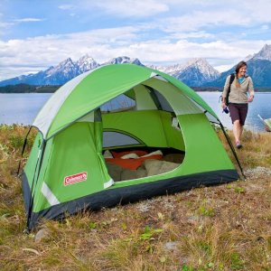 $25 Sundome 2 Person Tent Green