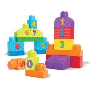 Mega Bloks 123 Count Playset