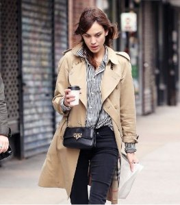 Up to $275 Off Burberry Heritage Trench Coat @ Saks Fifth Avenue