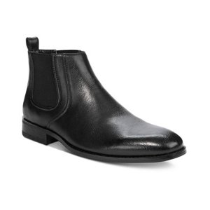 Unlisted by Kenneth Cole Men's Half-n-Half Boots