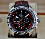 Dealmoon Exclusive! $4800(reg. $12500) Glashutte Men's Sport Evolution Impact Chronograph Watch
