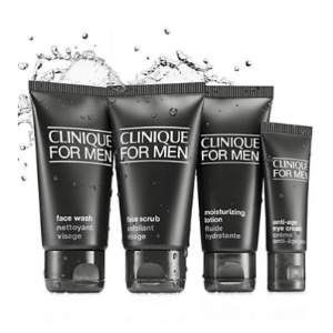 Clinique For Men Great Skin To Go (Normal to Dry Kit) | Belk