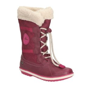 FabYou GTX Toddler Berry Leather - Toddler Girl Shoes - Clarks® Shoes Official Site