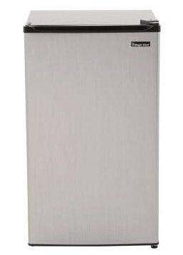 $99.88 Magic Chef 3.5 cu. ft. Mini Refrigerator in White
