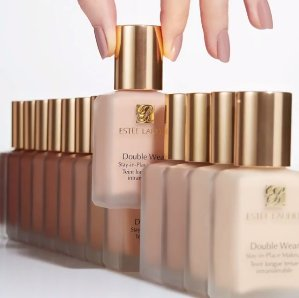 Free 9-piece gift with $45 Foundation Purchase @ Estee Lauder