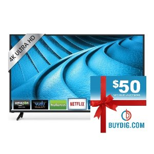 $1099+$50GC VIZIO Smart Cast 70Inch 4K Ultra HD Home Theater Display