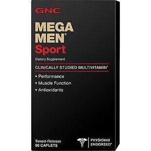 60%OFF! NOW $8.99 GNC Mega Men Sport 90 Caplets