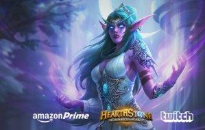 New Amazon Prime Benefit Twitch Prime with Amazon Prime
