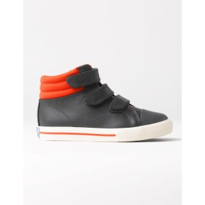 Leather High Tops 52019 Sneakers & Plimsolls at Boden