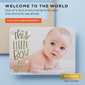 Greeting Cards, Personalized Photo Cards & Stationery | Shutterfly