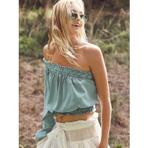 Anabelle Asymmetrical Top at Free People Clothing Boutique