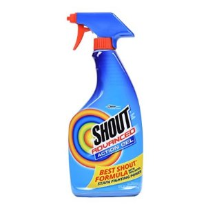 Lowest price! $2.71 Shout Advanced Action Gel 22 oz