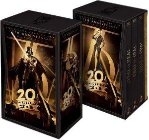 $169.9920th Century Fox: 75th Anniversary Collection 76 Discs DVD