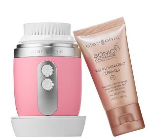 Dealmoon Exclusive! Extra 15% offClarisonic Mia Fit Daily Sonic Cleansing - Pink