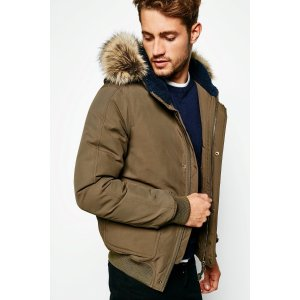 PATELEY DOWNFILLED BOMBER JACKET | JackWills US