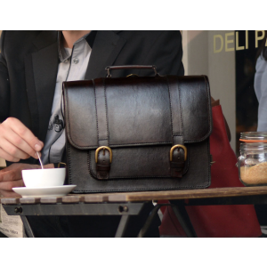 Quality Leather Satchel by Beara Beara