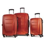 $249.99 Samsonite Winfield 2 Fashion Hardside 3 Piece Spinner Set