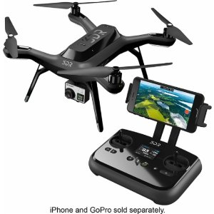 3DR Solo Drone Black SA11A - Best Buy
