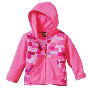 The North Face® Infants' Glacier™ Full-Zip Hoodie