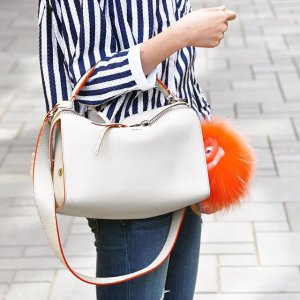10% Off Fendi Lei Selleria Tote @ Farfetch